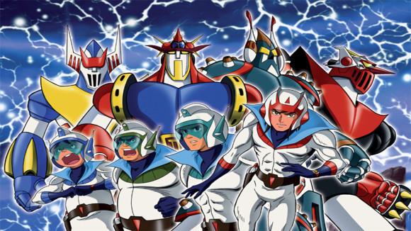 Nostalgia Anime! Blocker Corp Machine Blaster
