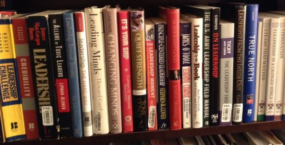 6 management books as references for Management reinvented for a VUCA world