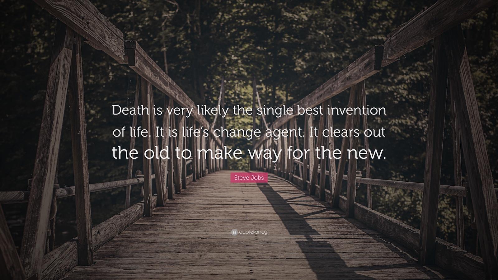 stevejobs-death is lifes change agent 1600w